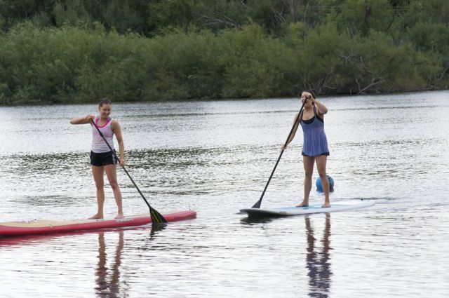 stand up paddle boarding canberra