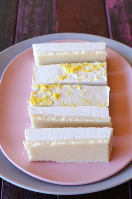 healthy natural real food raw lemon cake2