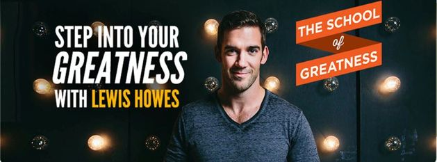 lewis howes is our favourite