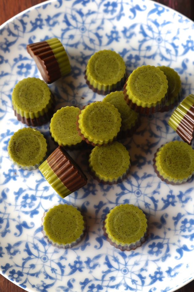 matcha chocolate recipe