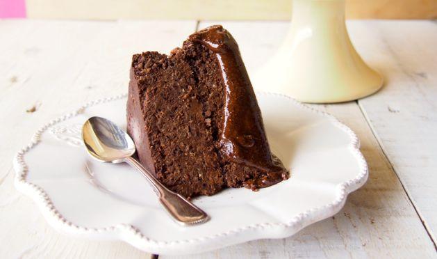 Paleo Nutella Mud Cake Recipe