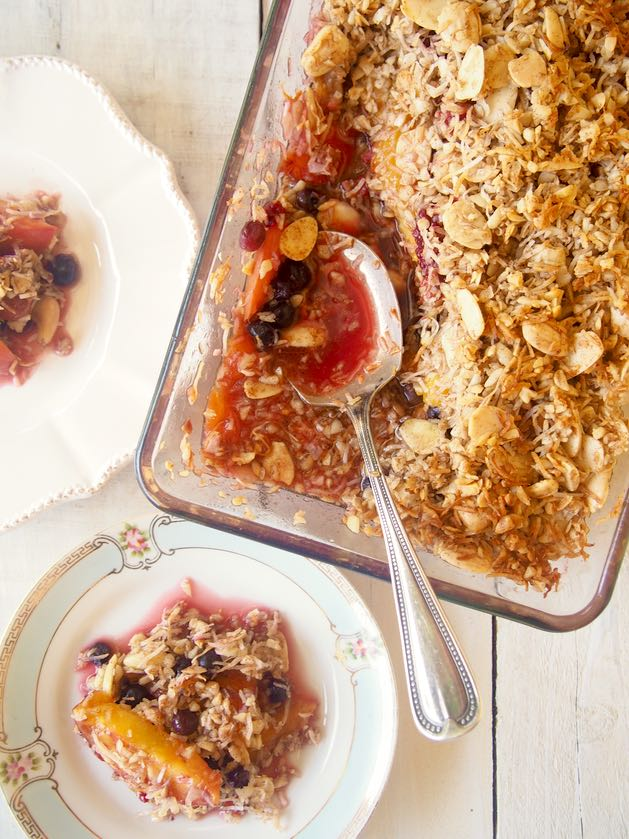 The BEST Paleo Crumble