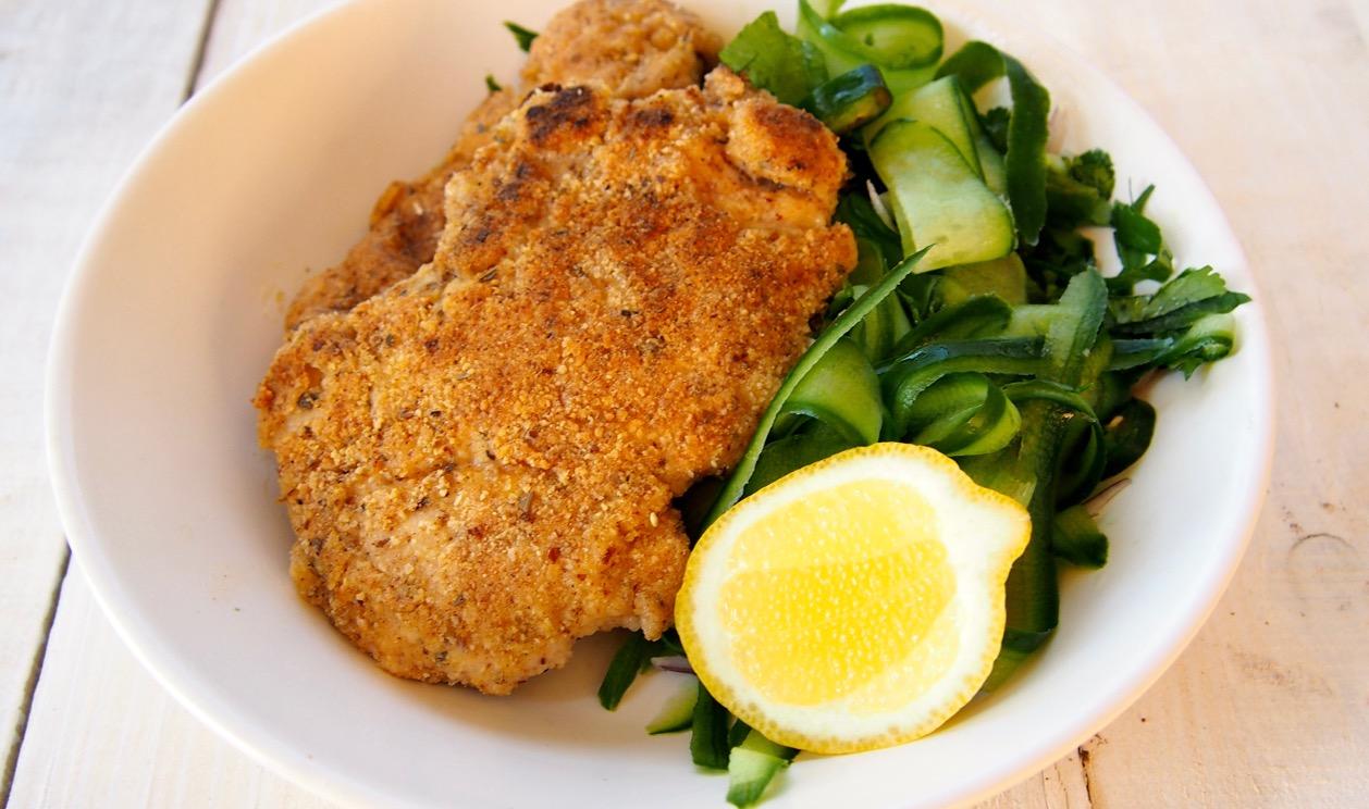 Gluten-Free-Chicken-Schnitzel