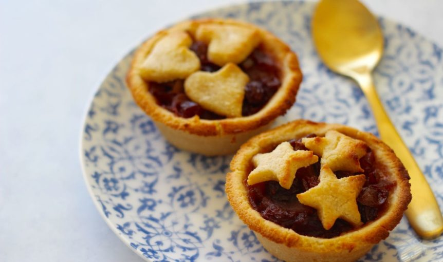 healthy fruit mince pies asian fruits