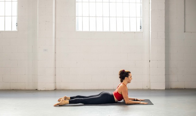 Throat Chakra Yoga
