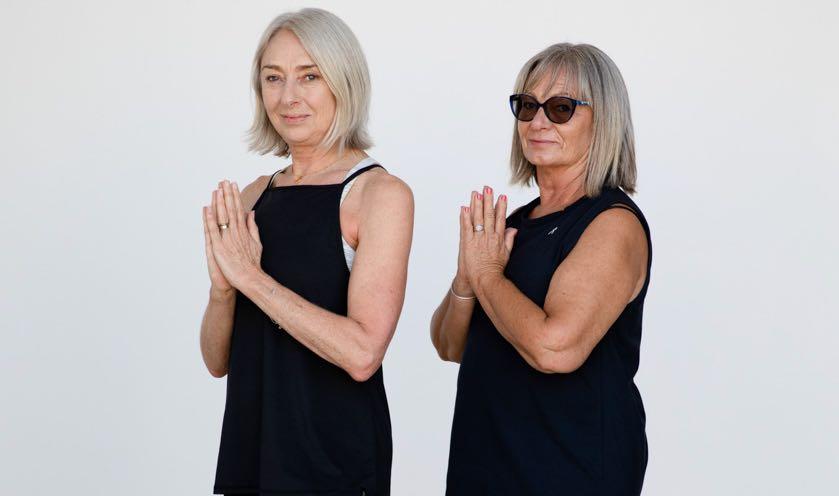 over 60 yoga